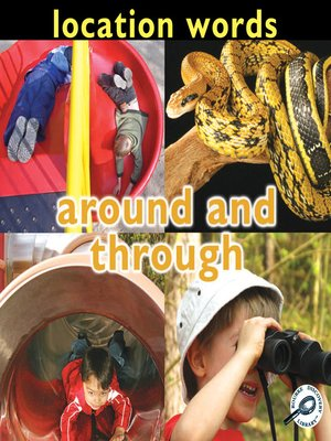 cover image of Around and Through