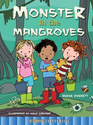 cover image of Monster in the Mangroves