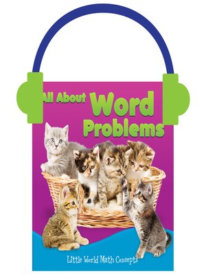 cover image of All About Word Problems