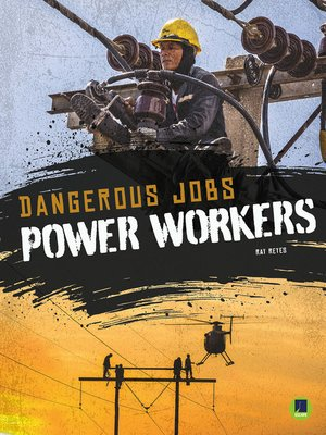 cover image of Power Workers