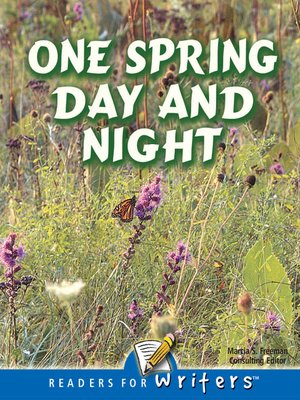 cover image of One Spring Day and Night