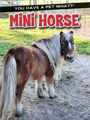 cover image of Mini Horse