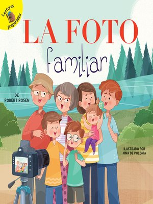 cover image of La foto familiar