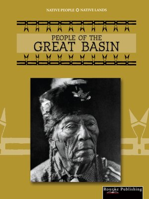 cover image of People of the Great Basin