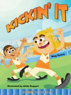 cover image of Kickin' It