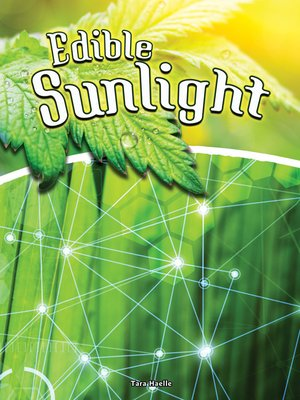 cover image of Edible Sunlight