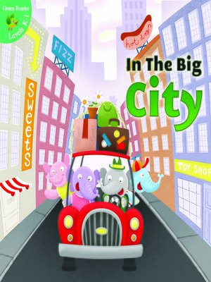 cover image of In the Big City