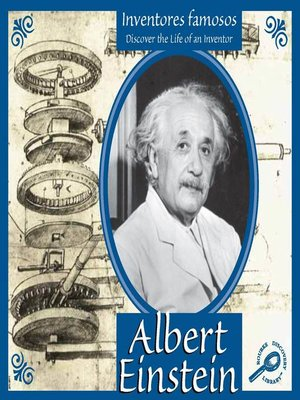 cover image of Albert Einstein (Spanish/English)