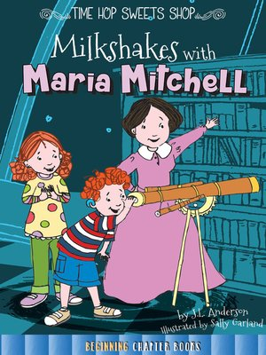 cover image of Milkshakes with Maria Mitchell