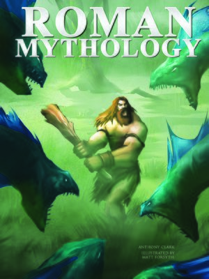 cover image of Roman Mythology