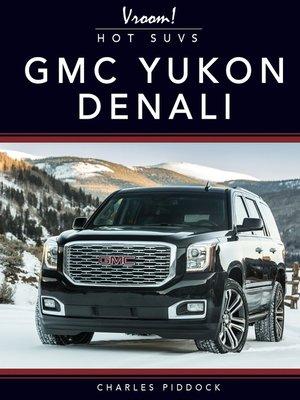 cover image of GMC Yukon Denali