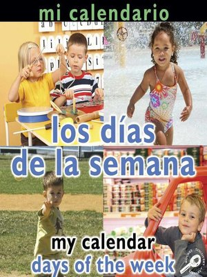 cover image of Los días de la semana (My Calendar: Days of the Week)