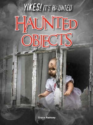 cover image of Haunted Objects