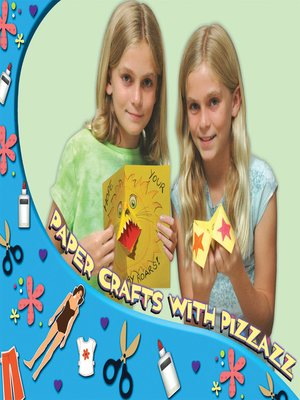 cover image of Paper Crafts with Pizzazz