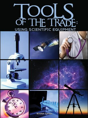 cover image of Tools of the Trade