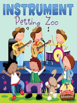 cover image of Instrument Petting Zoo