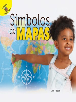 cover image of Descubrámoslo (Let's Find Out) Símbolos de mapas, Grades PK - 2