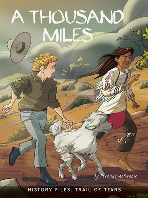cover image of A Thousand Miles