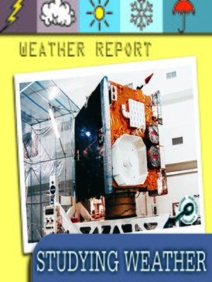 cover image of Studying Weather