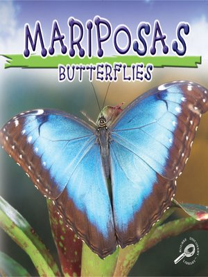 cover image of Mariposas (Butterflies)