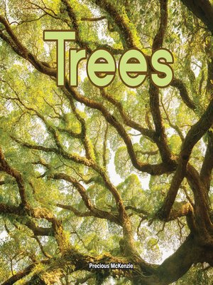 cover image of What Are Trees?