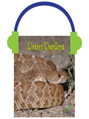 cover image of Desert Dwellers