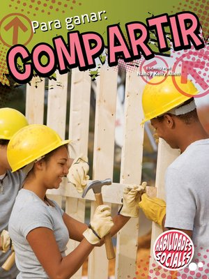 cover image of Para ganar: compartir (Winning by Giving)