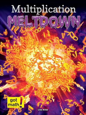 cover image of Multiplication Meltdown