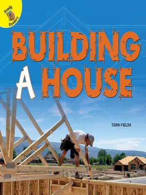cover image of Building a House