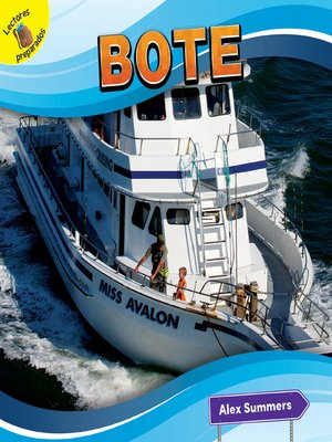 cover image of Bote (Boat)