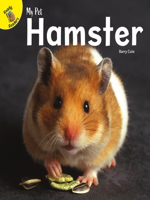 cover image of My Pet Hamster