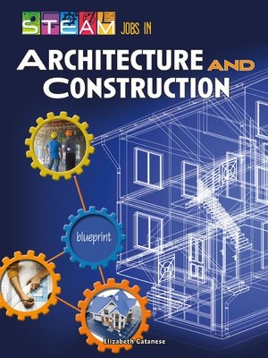 cover image of STEAM Jobs in Architecture and Construction