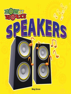 cover image of Speakers