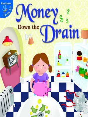cover image of Money Down the Drain