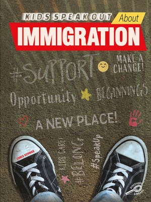 cover image of Kids Speak Out About Immigration