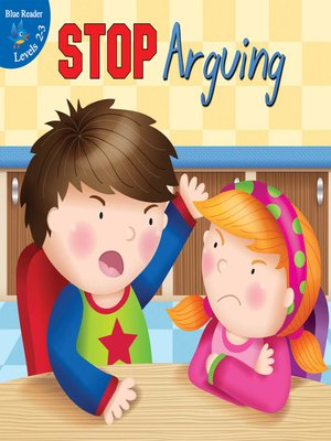 cover image of Stop Arguing!