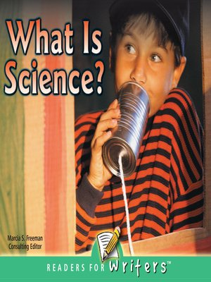 cover image of What Is Science?