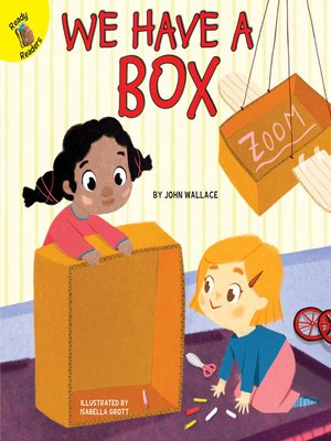 cover image of We Have a Box