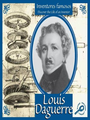 cover image of Louis Daguerre (Spanish/English)