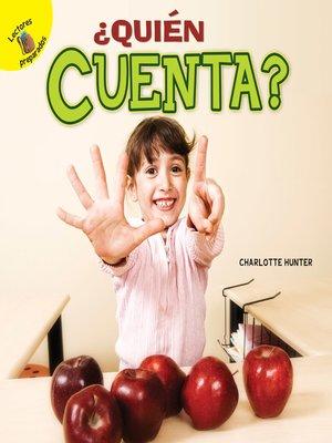 cover image of Días de Descubrimiento (Discovery Days) ¿Quién cuenta?, Grades PK - 2