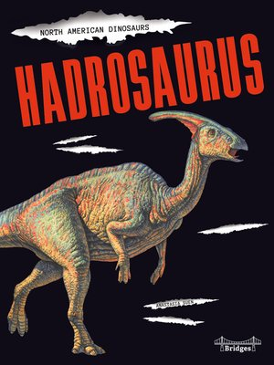 cover image of Hadrosaurus