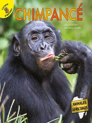 cover image of Chimpancé