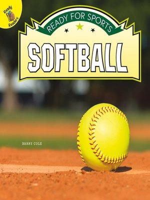 cover image of Softball