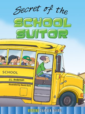 cover image of Secret of the School Suitor