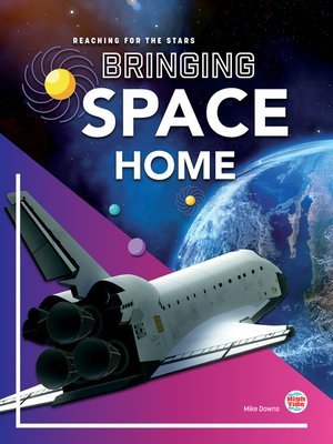 cover image of Bringing Space Home