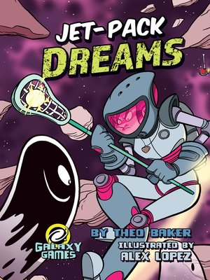 cover image of Jet-Pack Dreams