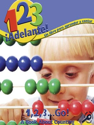 cover image of 1, 2, 3, ¡Adelante!