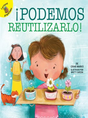 cover image of ¡Podemos reutilizarlo! (We Can Reuse It!)