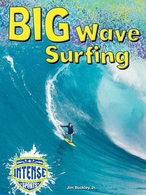 cover image of Big Wave Surfing