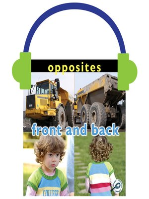 cover image of Opposites: Front and Back